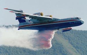Самолет-амфибия Бе-200. Фото с сайта gidroaviasalon.com