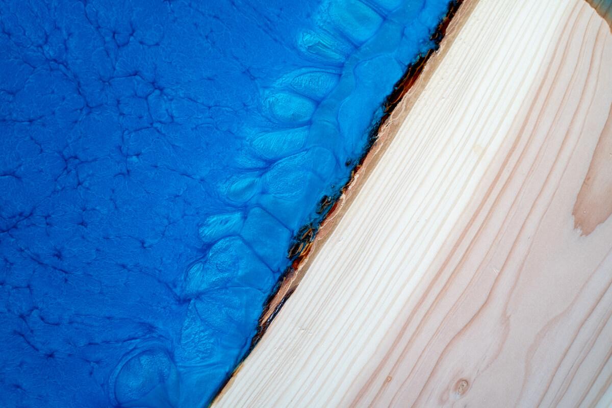 meuble en resine epodex revetement et