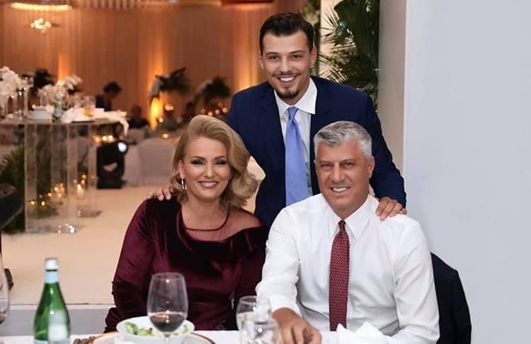 Thaçi me urim për të birin: Endriti ynë i dashur, urime ditëlindjen e  21-të! - Gazeta Projekti
