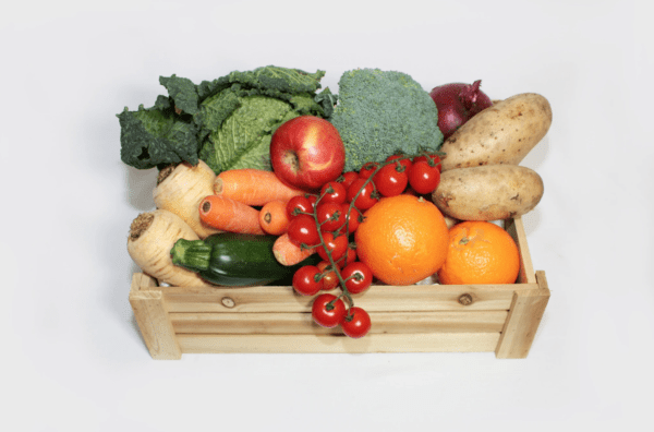 Fruit & Veg box - Medium: enough for 2-3 people 1