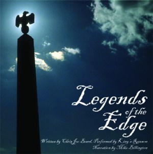 EPO011 Legends of the Edge CD
