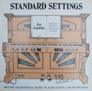 Standard Settings -CD Pat Knowles