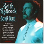 Keith Hancock Born Blue CD