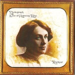 Eyes of Antwerp Blue - CD - Radnor Band