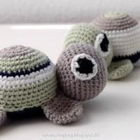 Morten skildpadde & frue