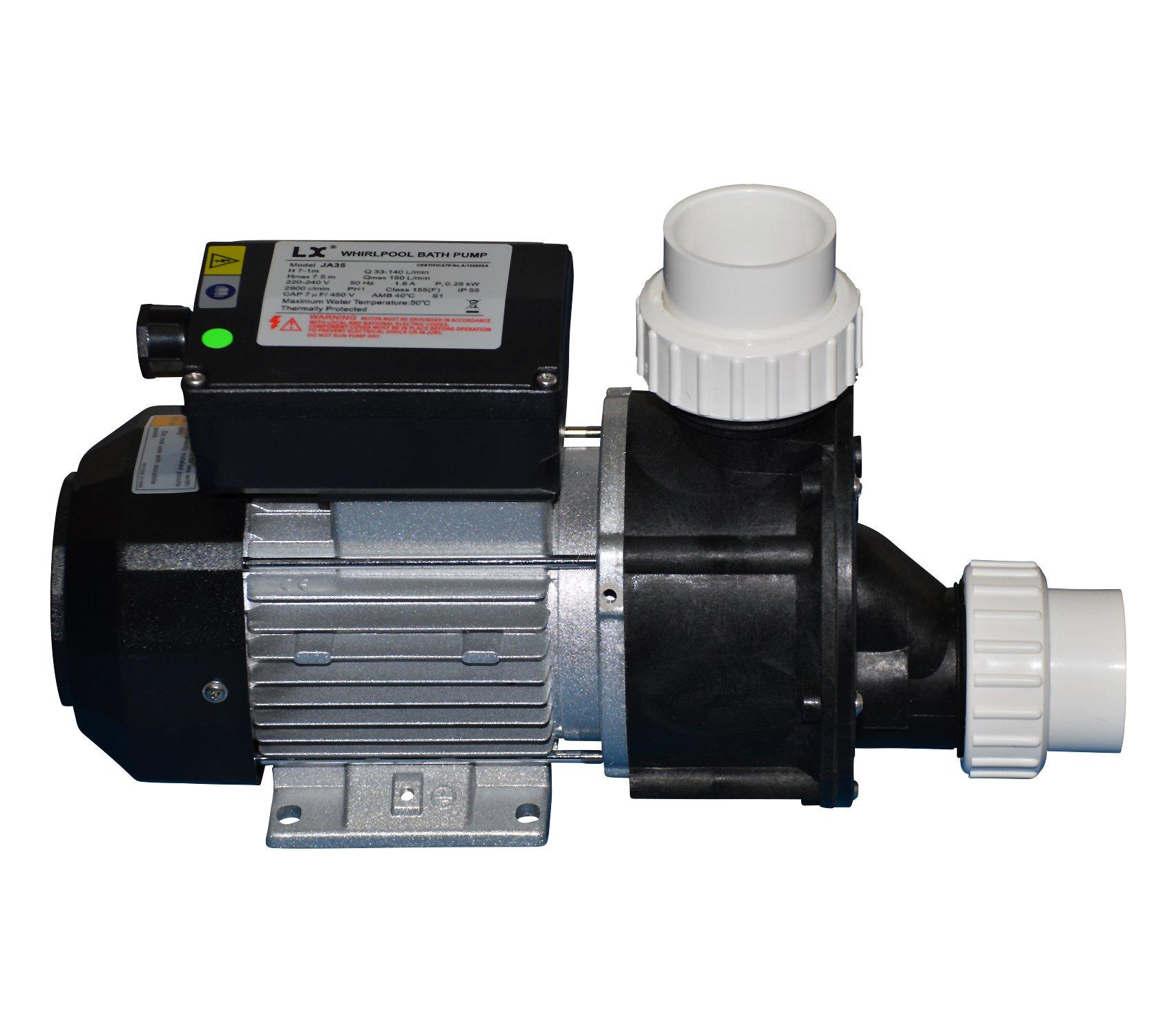 hight resolution of lx pumps ja50 bath hot tub whirlpool pump 0 50hp 1 speed epools lx whirlpool bath pump wiring diagram