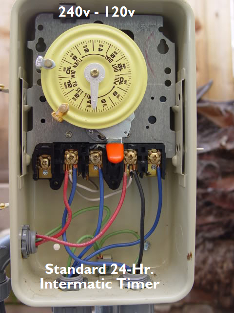 nice intermatic pool timer wiring diagram images - electrical, Wiring diagram