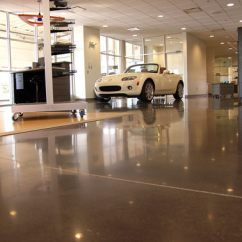 Commercial Kitchen Cleaning Services Island Stainless Steel Top Concrete Stain Application | Benefits Of Stained ...