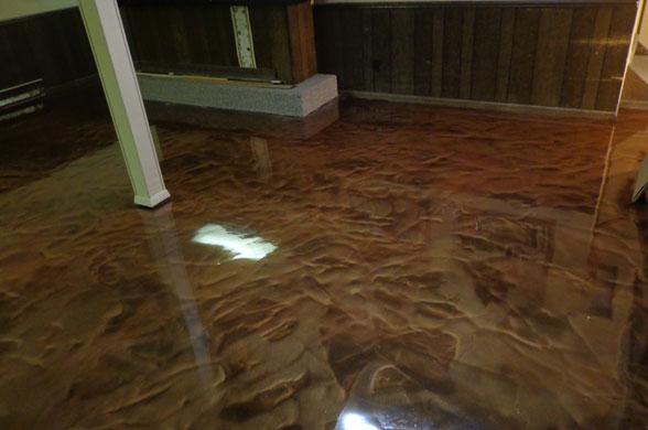 epoxy flooring detroit