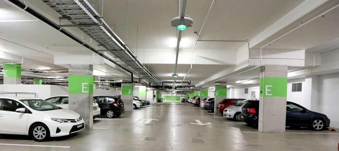 Epoxy Car Park Flooring Malaysia