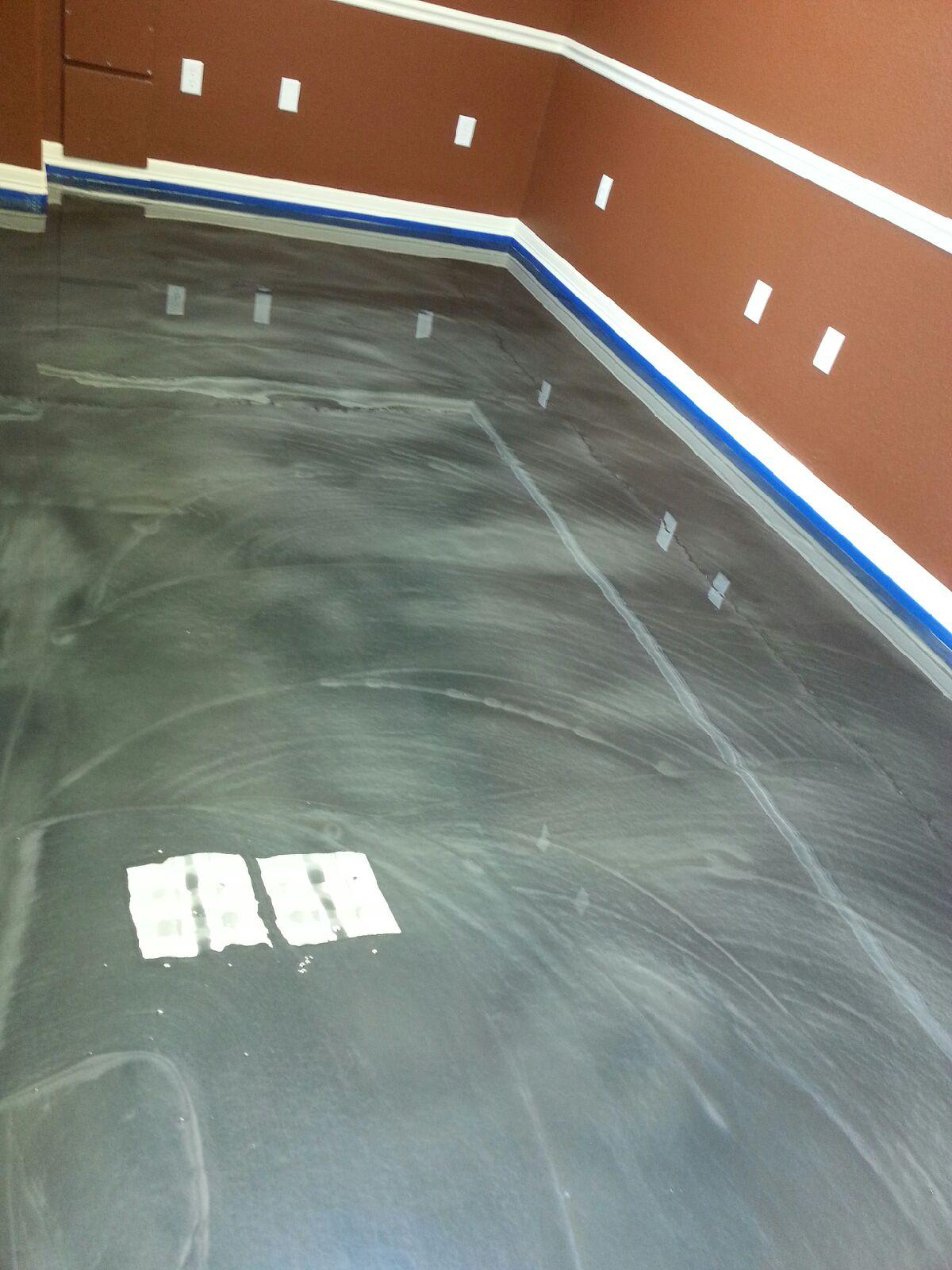 Cost of Epoxy  Commercial Epoxy Flooring Pricing in Houston