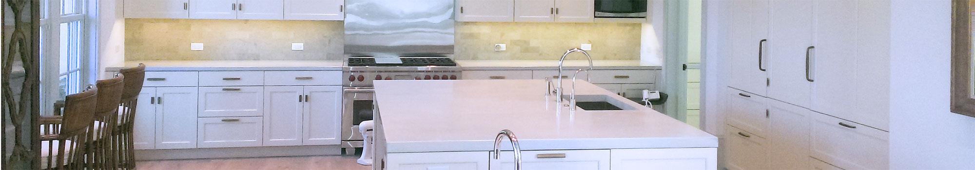 Concrete Countertops for the Kitchen