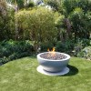 Vero Beach Concrete Fire Pits