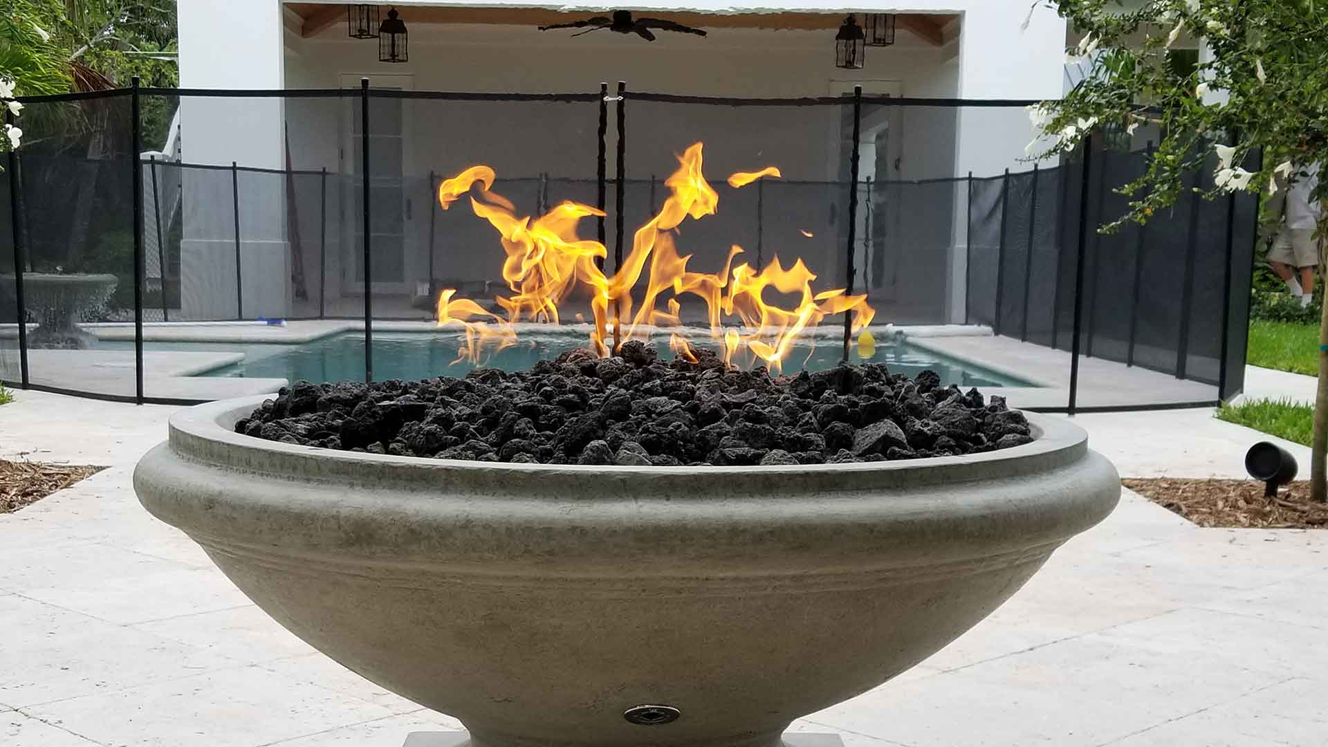 Custom Fire Pits Vero Beach FL 4