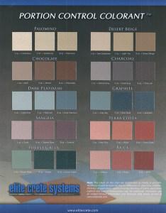 Elite crete systems epoxy color samples also floor coatings vero beach rh epoxyfloorsverobeach