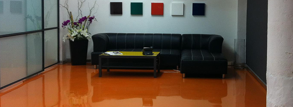 Epoxy Garage Flooring MANHME Concrete Coating Installers