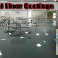 Commercial Kitchen Flooring Cabinet Liner Epoxy Garage Ma Nh Me Coating Concrete Paintnh