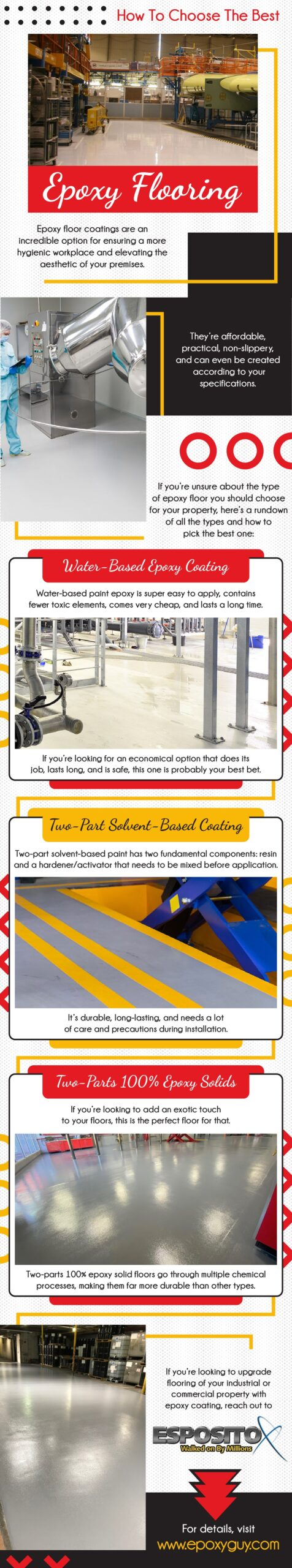 How to Choose The Best Epoxy Flooring