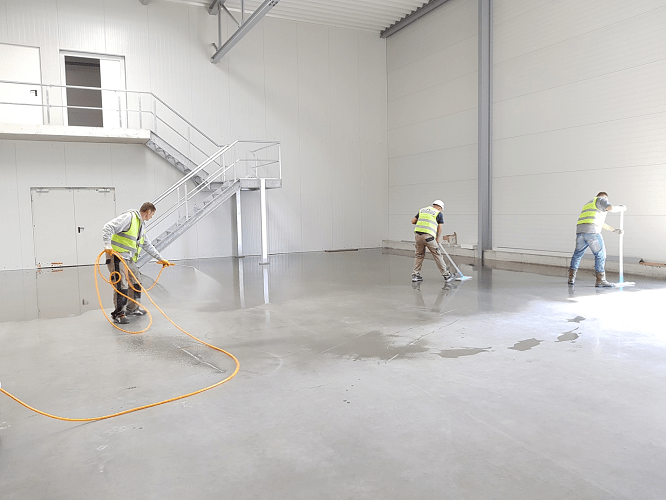 A Brief Guide To Epoxy Flooring