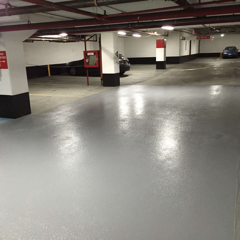 exit ramp traffic diagram 2 gang switch wiring lights parking garage floor toronto main waterproof