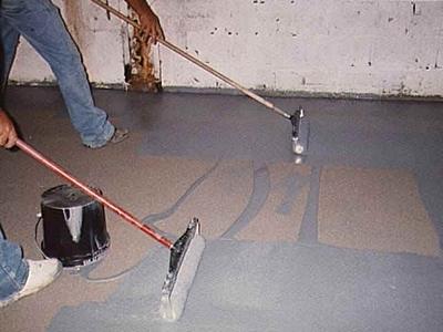 DIY Epoxy Floor Paint Surface Preparation Options