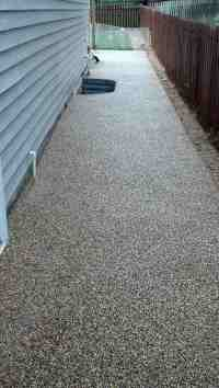 Pebble Floor Deck Epoxy -603 435-7199 Repair Recoat Reseal