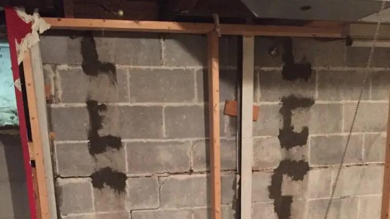 Epp Foundation Repair carbon fiber straps wall stabilization