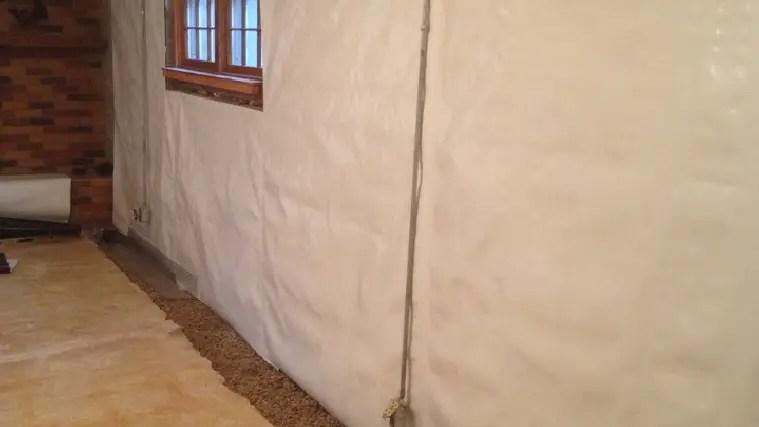 Epp Foundation Repair crawl space encapsulation