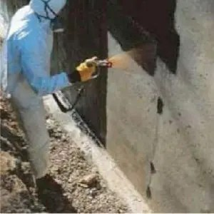 Spray Application Waterproofing
