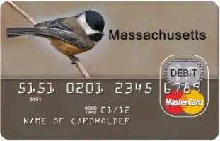 Massachusetts Child Support Card