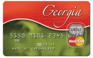Georgia UI Way2Go Card by Debit Mastercard for GA Unemployment Payments