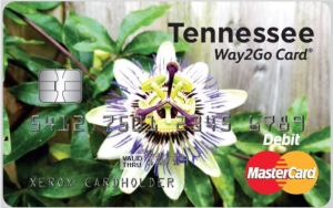 Tennessee Way2Go Card