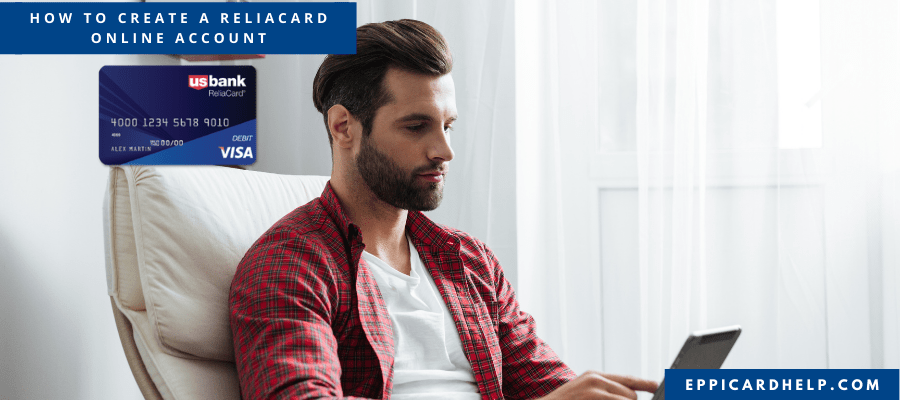 How to Create a Reliacard online account
