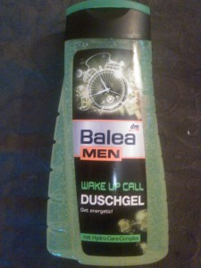 Balea Men Wake up Call Duschgel