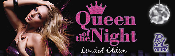 "Limited Edition ""Queen of the Night"" von RdeL Young"