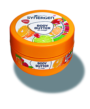 "Synergen Bodybutter ""it's magic"""