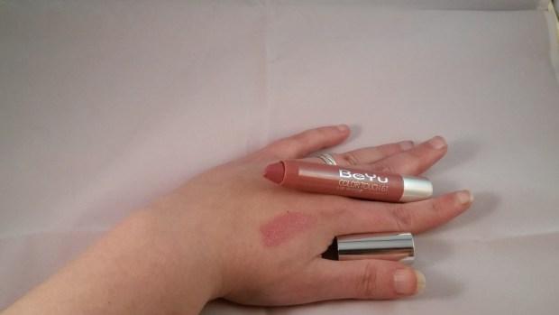 BeYu Color Touch 61 Lip Biggie Swatch