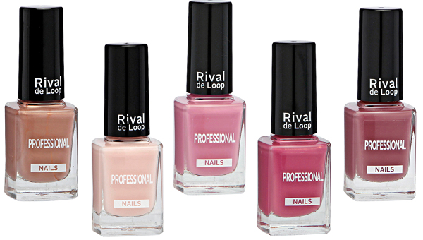 Professional Nail Collection 01-05