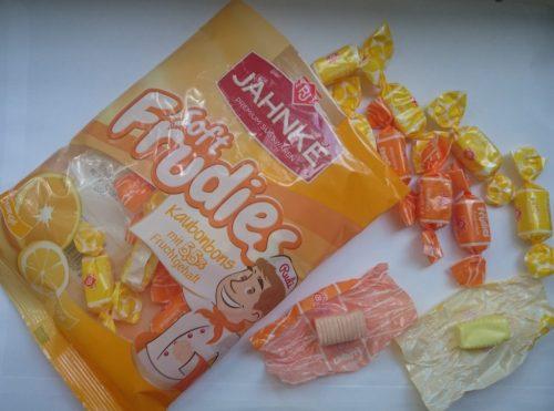 Jahnke Soft Frudies OrangeZitrone
