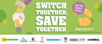 Collective switch banner