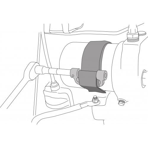 Heavy Duty Strap Filter Wrench