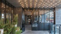Hotel Entrance Architecture