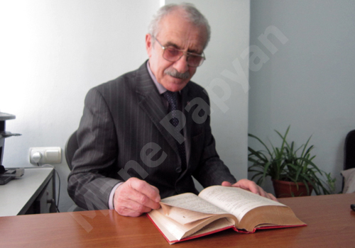 Grigori-Shahverdyan