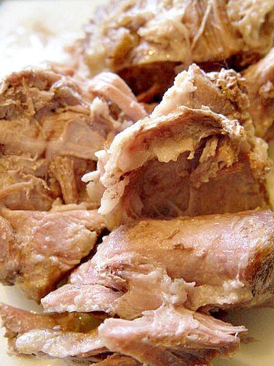 Pressure Cooker Pork Shoulder Recipe
