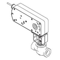 Barber Colman MA Damper and Valve Actuator, Two-postion