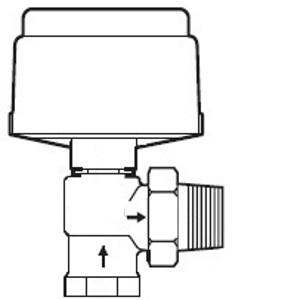 VK-7211-201 ANG and STR Assemblies 3-7 psig (MK-2690