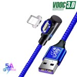 EKING Magnetic Charging Cable compatible with iPhone