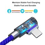 EKING 2in1 Magnetic Charging Cable