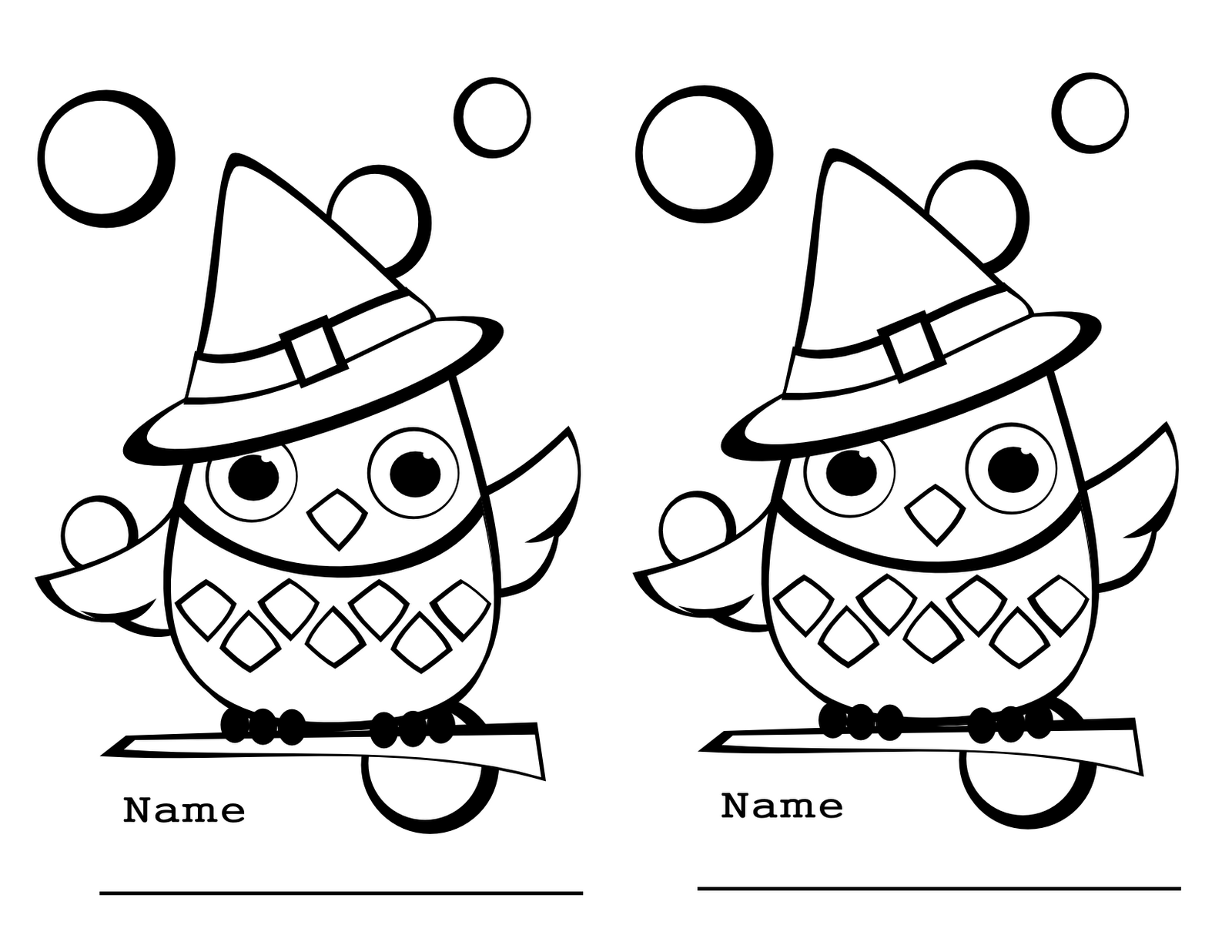 Owl Coloring Pages Coloring Page 10 Free Printable Coloring