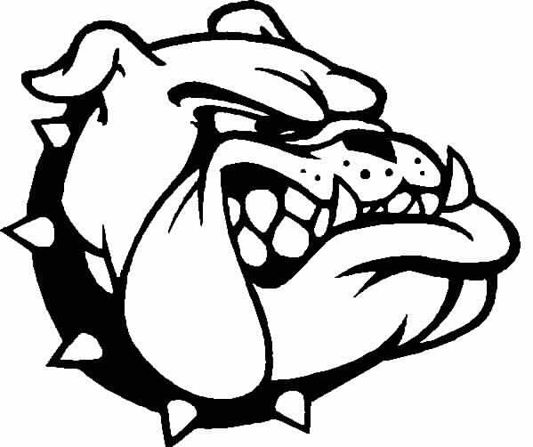 Wicked BullDOG Coloring Pages